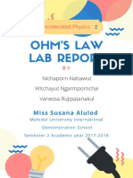 ohm 22s law lab report-2