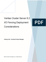 Vcs 62 Io Fencing Deployment Considerations