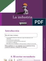 tema 5 la industria 3eso