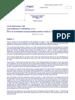 Casa Filipina Realty Corp vs Office of the President