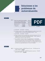 Problemas de Autoevaluación - Gitman