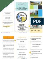 Brochure UNA RenovadoFebrero2009.