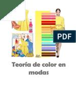 Teoría y Estudio Del Color Aplicado Al Diseño Maual