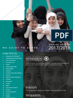 The World Federation Annual Review 2018