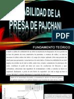 Estabilidad Pajchani Final (Grupo 3)
