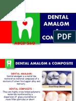 amalgamcomposite