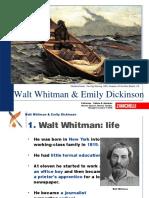 12 Whitman Dickinson