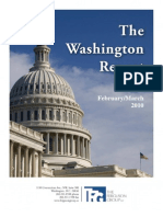 Washington Report the Ferguson Group 2010