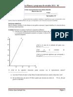 plan de clase interpretación de gráficas