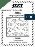 Trupat gjeometrikë