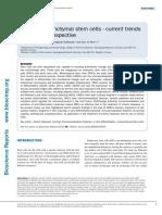Human mesenchymal stem cells - current trends and future prospective.pdf