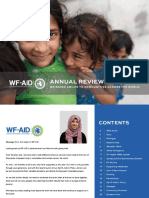 WF AID Annual Review 2017/2018