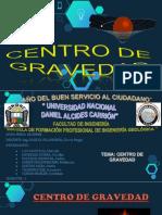 Centron de Gravedad Exposicion