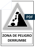 Zonas de Peligro