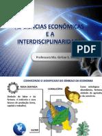As Ciências Econômicas e a Interdisciplinaridade