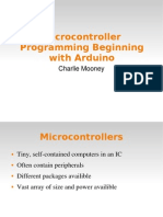 2009 11 17 Arduino Basics