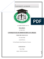 Final Draft Banking and Insurance Law
