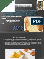 liofilizacion del huevo.pptx