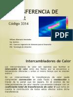 Tema 11, Intercambiadores de Calor