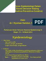 1. Sejarah Epidemiologi