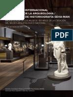 Actas del V congreso internacional de Historia de la arqueología - IV Jornadas de Historiografía de la Seha-MAN.