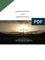 Domingo VI Da Pascoa - Ano B