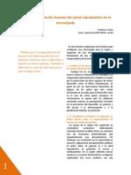 Tobar (2015) El aseguramiento de insumos de salud reproductiva en la encrucijada
