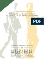 2-Crisis modernista y teorias de la dirección. Martinez echeverria.pdf