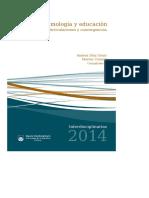 Diaz, A. 2014 Epistemología y Educación