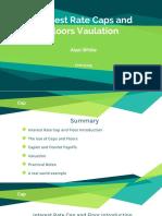 Understanding Interest Rate Caps and Floors Valuation