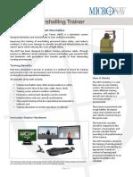 Aircraft Marshalling Trainer