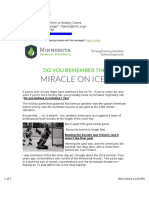 Minnesota Family Council Donor Solicitation