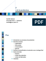 Cours ERP - Exemple SAP PP