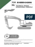 10 FIAT KOBELCO Ex255t Service Manual PDF