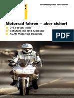 Motorrad Fahren Aber Sicher
