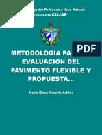 Metodologia Para La Evaluacion - Cazorla Artiles, Maria Elena