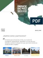 PRESENTACIÓN IPM 2018
