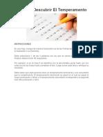 Test para Descubrir El Temperamento.pdf
