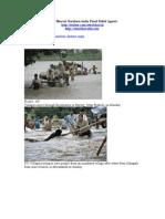 Sewa Bharati Northern India Flood Relief Appeal