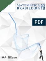 Matemática Brasileira 2018