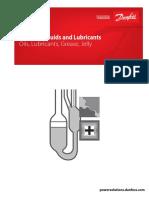 Fluids and Lubricants danfose