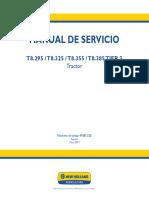 Manual Servicio t8
