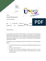 INVITACION-CONVOCATORIA UNARTE