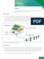 Types of Photovoltaic System