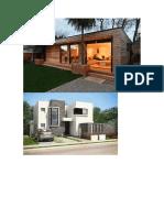 Casa Modernas
