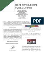 IEEE Informe Levitador