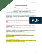De Vega Deontologia Imprimir -17 Preguntas Que Es Lo Que Siempre Toma en El Final- Ver Respuestas en El de July Mendy