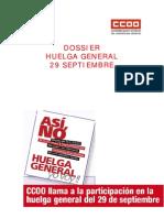 Dossier 2 Huelga General 29 de setiembre