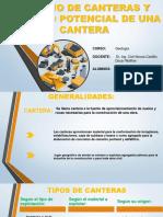 ESTUDIO DE CANTERAS Y CALCULO POTENCIAL DE UNA.pptx