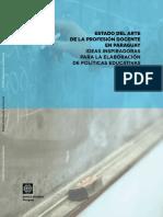 Profesión Docente en El Paraguay - Banco Mundial